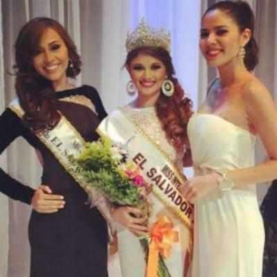 Alexa Gúzman won Miss International El Salvador