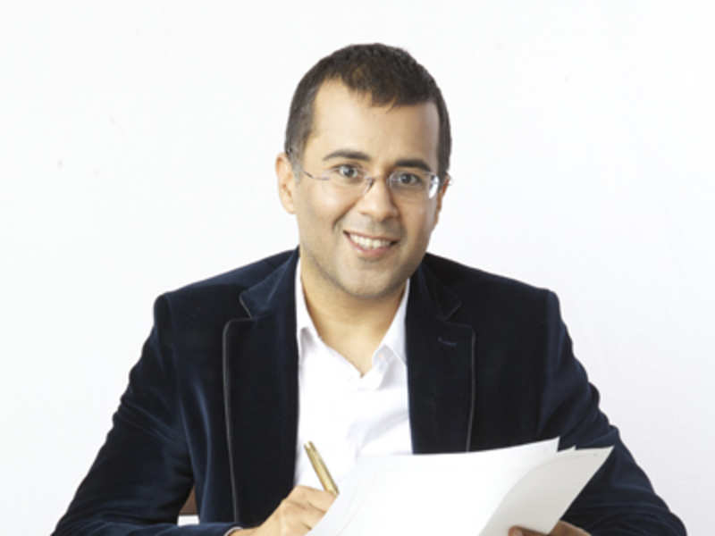 When India asked Chetan Bhagat!