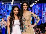 Kriti Sanon poses with designer