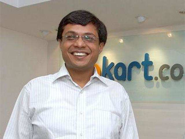 Flipkart CEO Sachin Bansal, an alumni of IIT-Delhi, has received an approval rating of 94% from employees.