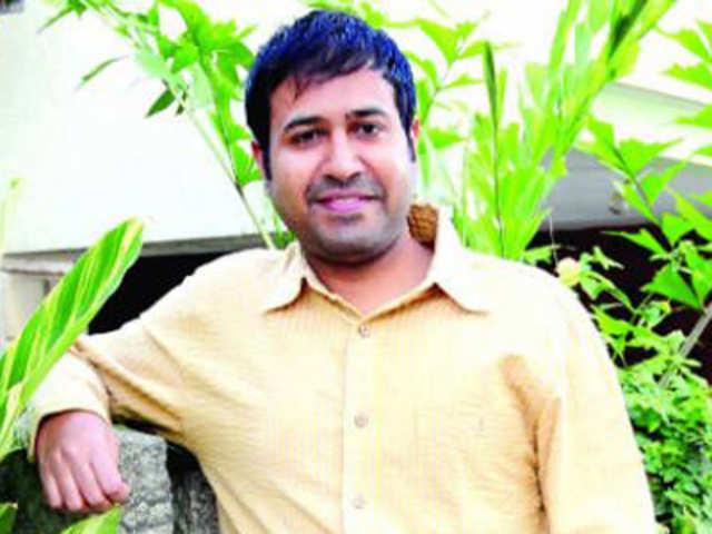 Manoj Agarwal, co-founder of Giftxoxo, a gift portal