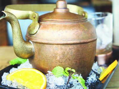 Tried tea mocktails and tea fish yet?