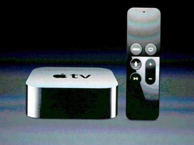 New version of Apple TV with Siri unveiled