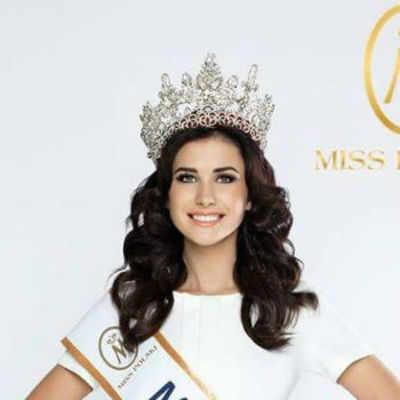 Journalism student wins Miss International Poland 2015