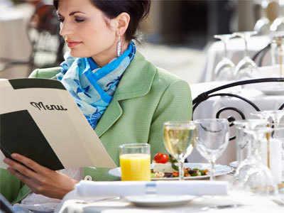Salt warnings on restaurant menus, soon