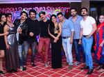 Celebs during Sangeeta Kapure's birthday party
