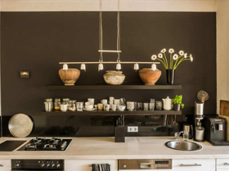 May way for modular kitchen this festive season - Times of India