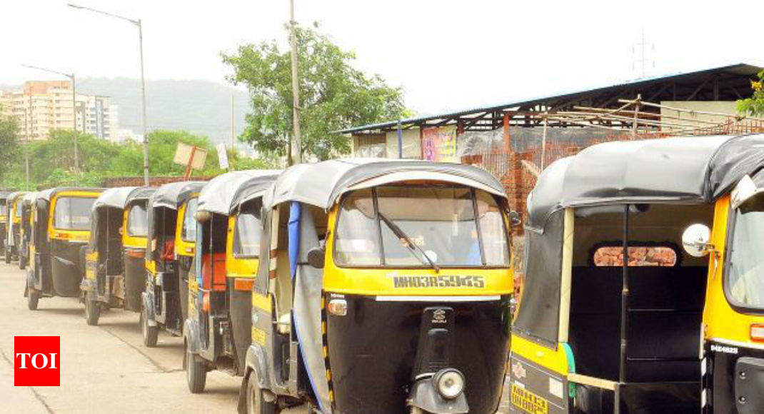 Now Only Marathi Speaking People Can Get Autorickshaw Permits In