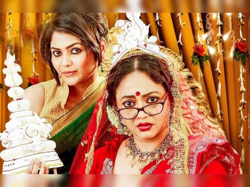 Sudeshna Roy's Mayer Biye inspired from Aparna Sen's life