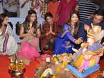 Kyra Dutt, Ruhi Singh, Satarupa Pyne, Akanksha Puri and Madhur Bhandarkar