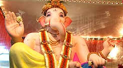 Bollywood celebs bring home Ganesha!