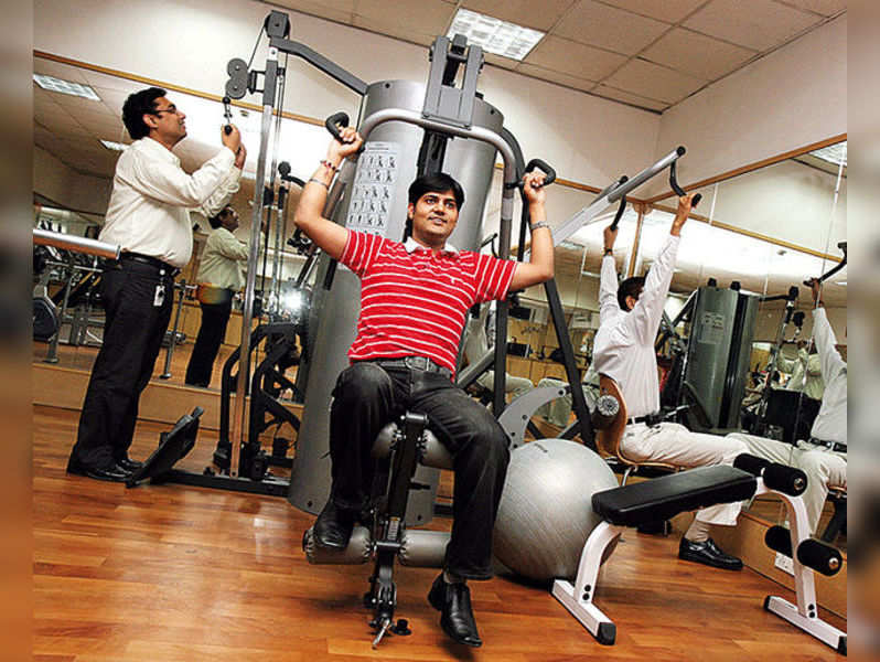 Power Point: Good health and fitness have become important criteria for hiring people, especially in leadership roles.