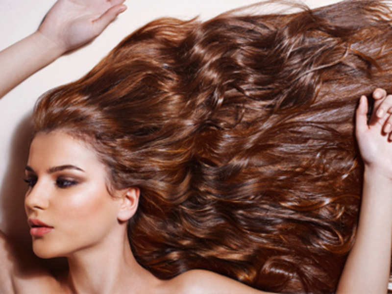 4 quick hair care tips for glowing hair - Times of India