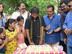 Sreenu Vaitla celebrates birthday