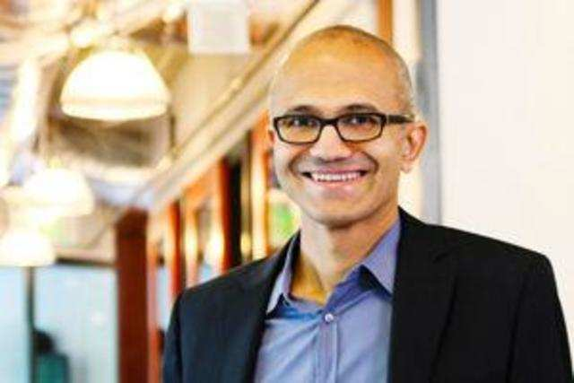 Microsoft CEO Satya Nadella said that Digital India programme will help provide solution to the challenge of digital divide.