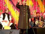 Kutle Khan performs in Bengaluru
