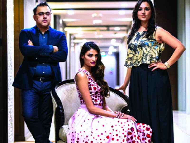 Designer Pankaj Nidhi S To Collaborate With Koovs Times Of India