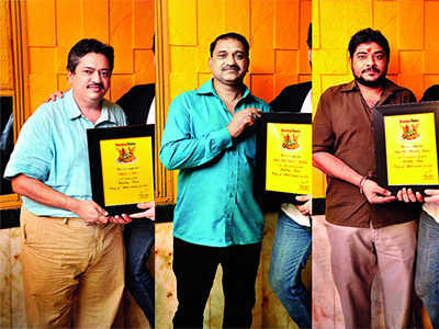 Here are the winners of 'King of Bhel' contest