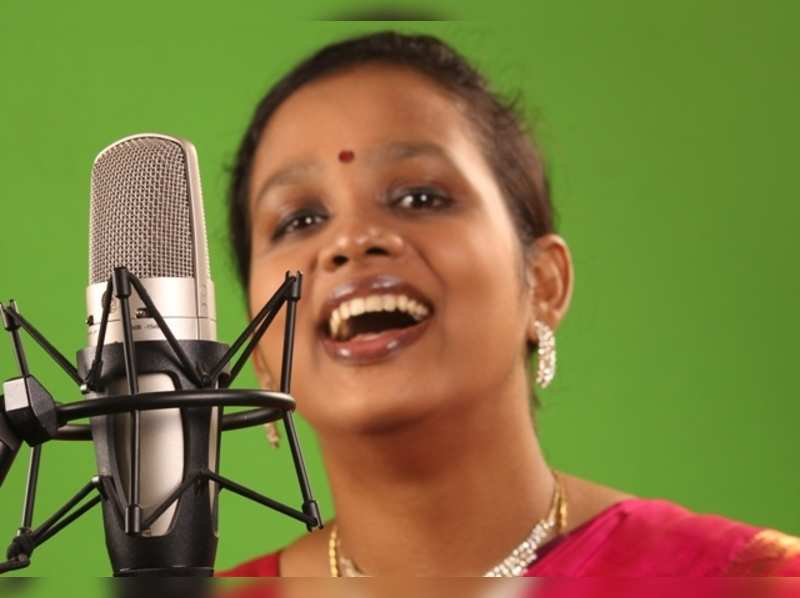 Heartening to sing in different genres: Padmalatha