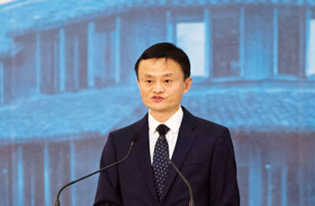Jack Ma, chairman of Alibaba Group Holding Ltd, has said that the company has been monitoring the sale of counterfeit items and they keep the market watchdog informed.