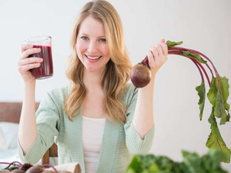 Beetroot juice can help you beat mountain sickness - Times of India