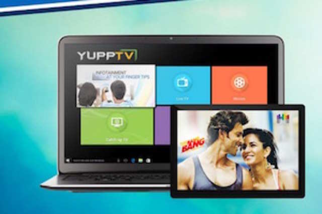 TV streaming service YuppTV launched in India - Latest News