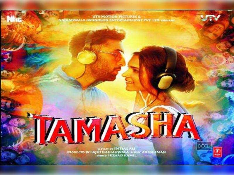 Music Review: Tamasha