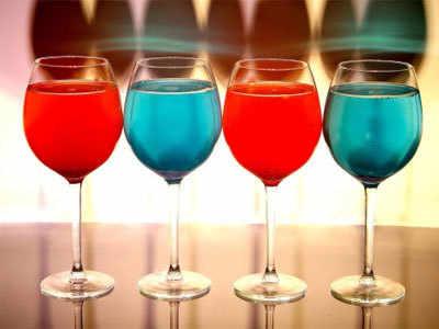 The Mocktail: Liquid Imagination