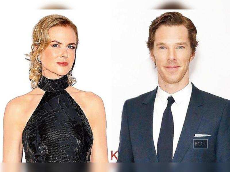 Benedict Cumberbatch and Nicole Kidman perform for charity