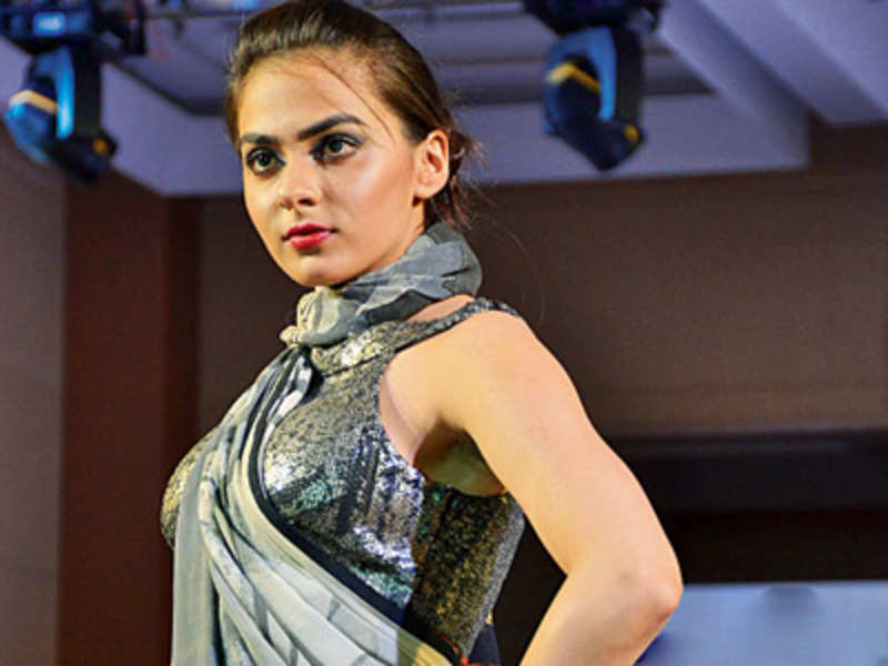 Models Designers Walk Out Of Hyderabad Fashion Week Times Of India