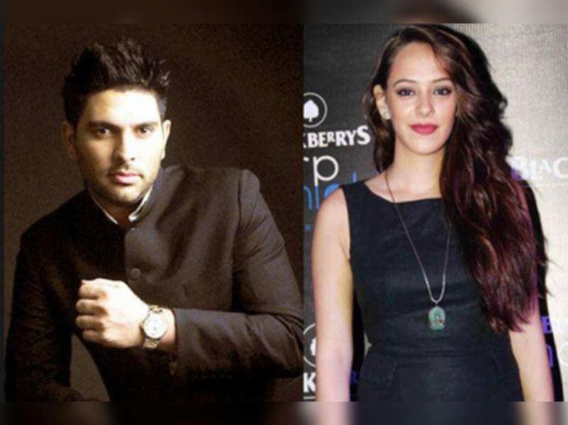 Yuvraj Singh and Hazel Keech's roka ceremony this month?