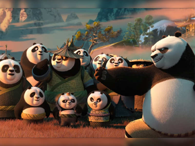 Seth Rogen Kung Fu Panda 3 Po S Journey From A Warrior To A Teacher English Movie News Times Of India