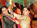 Manya Club hosts Dandiya night