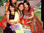 Manya Club hosts Dandiya night