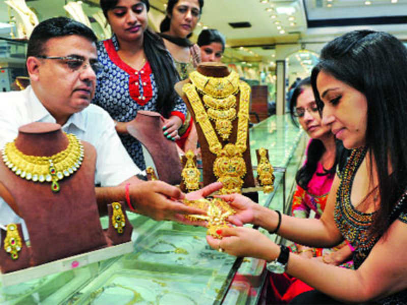 Why is Delhi buying everything online, but not jewellery?