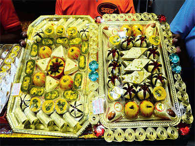 Unusual sweets this Diwali