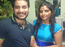 Anchor Shyamala surprise birthday blash