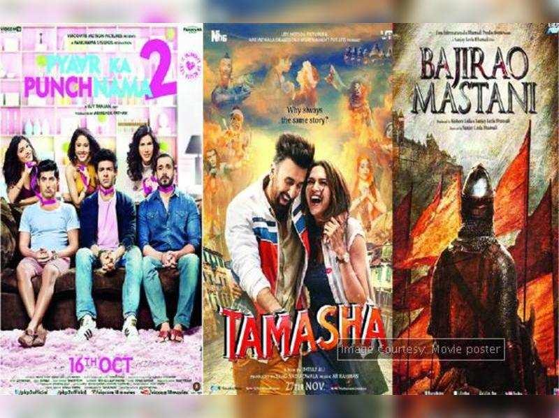 From Badlapur to Tamasha: Many shades of filmi love in 2015