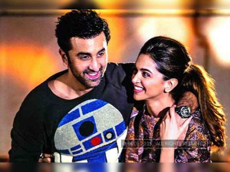 Ranbir Kapoor What I Don T Like About Deepika Is That She Is A Flirt Hindi Movie News Times Of India