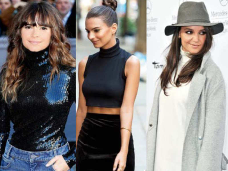 How to rock the roll-neck look this season