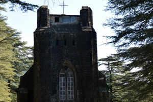 Church of St. John in the Wilderness