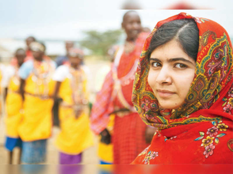 I relate to Indian culture the most: Malala Yousafzai