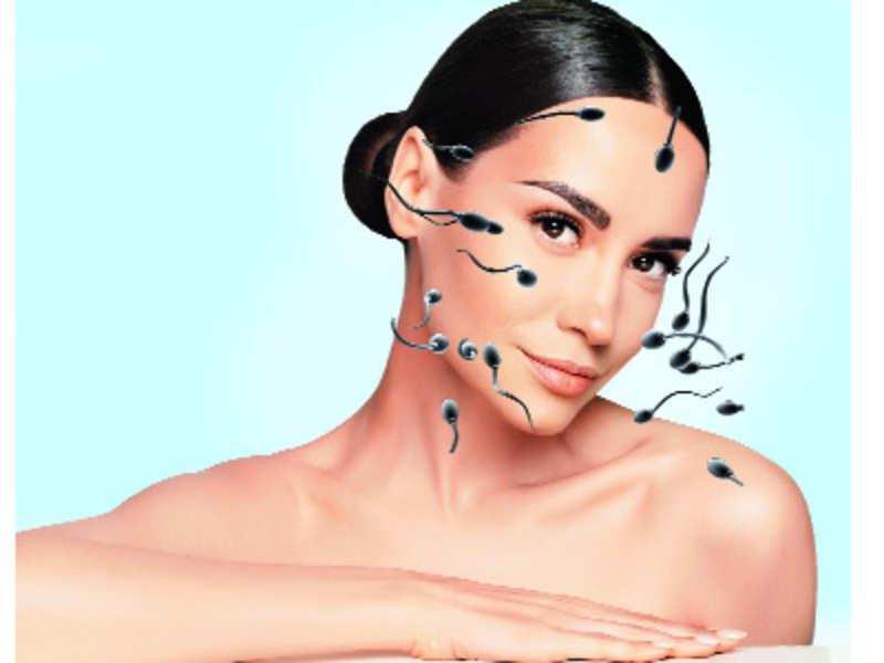 Bizarre beauty trend: Semen facial!