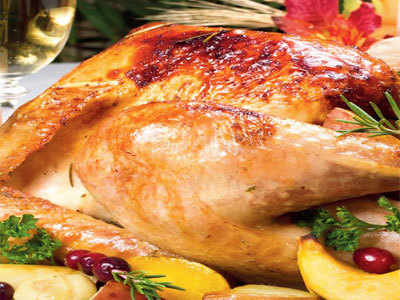 Cook the traditional Roast Turkey this Thanksgiving