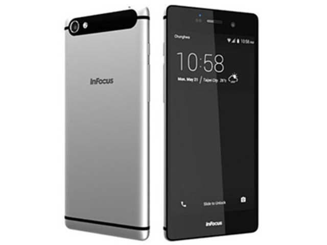 69e4a02a1 mobile  InFocus launches M808 full metal smartphone in India at a price of  Rs 12