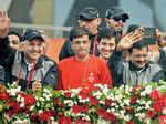 Delhi Half Marathon 2015