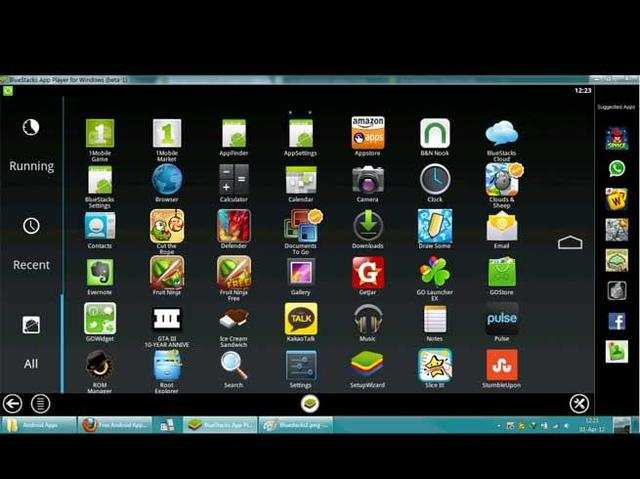 BlueStacks was founded in 2011.