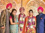 Jaskirat, Aditya's wedding