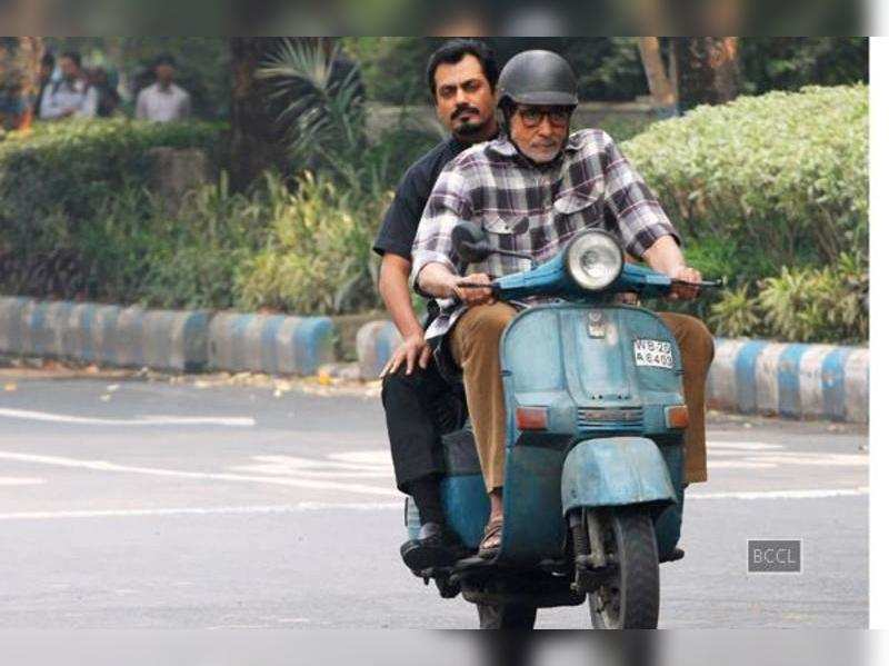 Nawazuddin Siddiqui with Amitabh Bachchan in 'Aankhen' sequel?