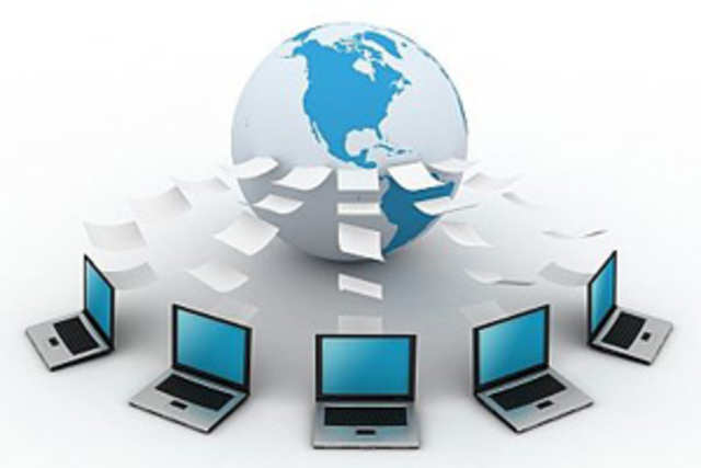 Exports of computer services and ITeS/BPO contributed 72% and 28%, respectively, to the total software services exports during the period, the study said.